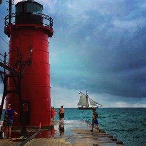 Covert Michigan Lighthouse