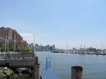 Liberty Harbor - Jersey City New Jersey)